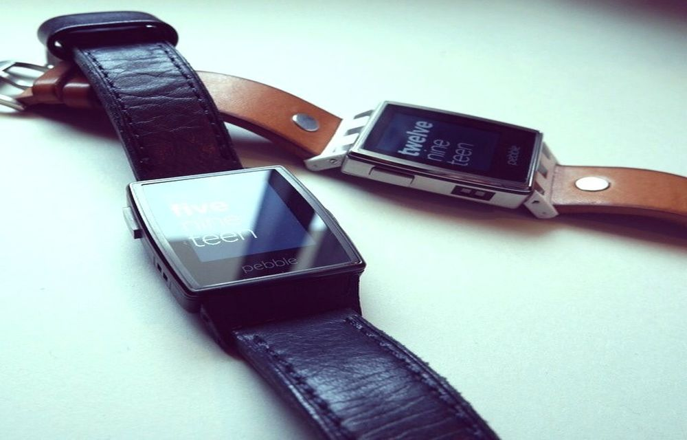Connect Any Strap To Your Pebble Steel With Steel Connect