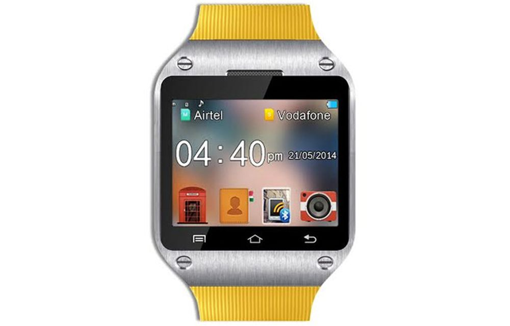 Just need the android wrist watch mobile price in india Bahria Town