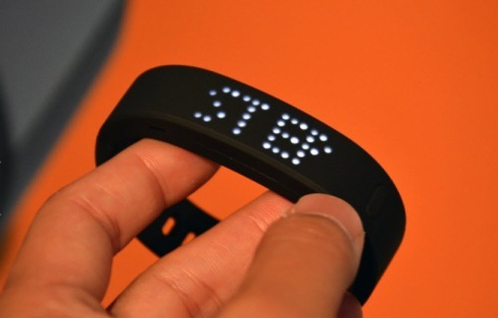 ZTE Entered Into Wearable Category With ZTE Grand Band