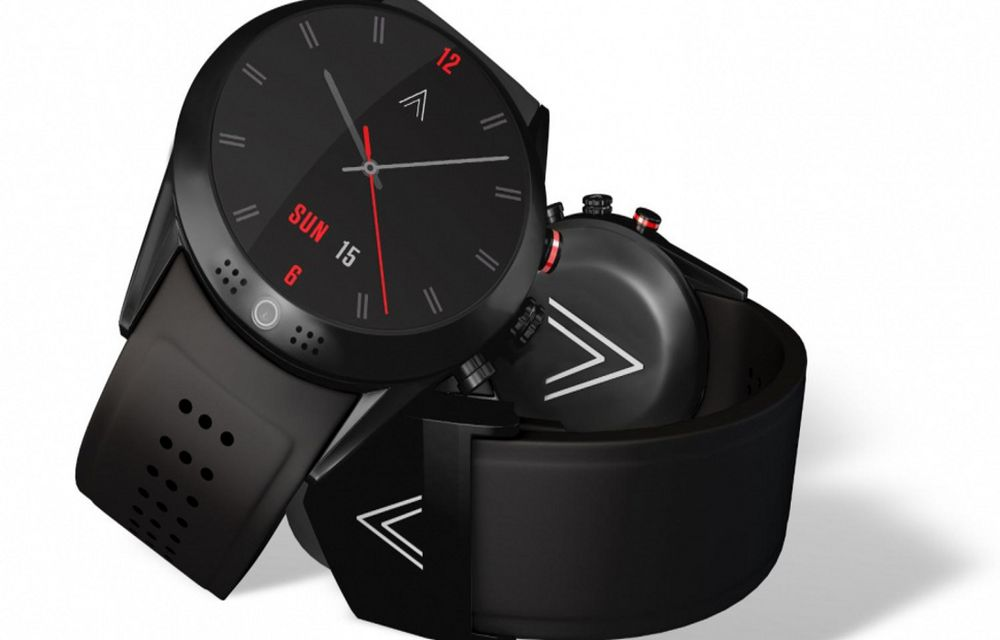 Arrow Smartwatch-360 Degree Rotating Camera And Much More