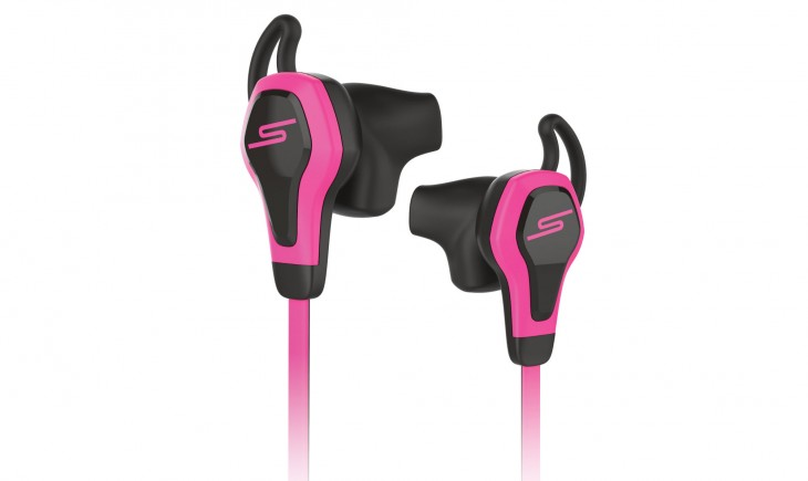 BioSport In-Ear Headphones By SMS Audio