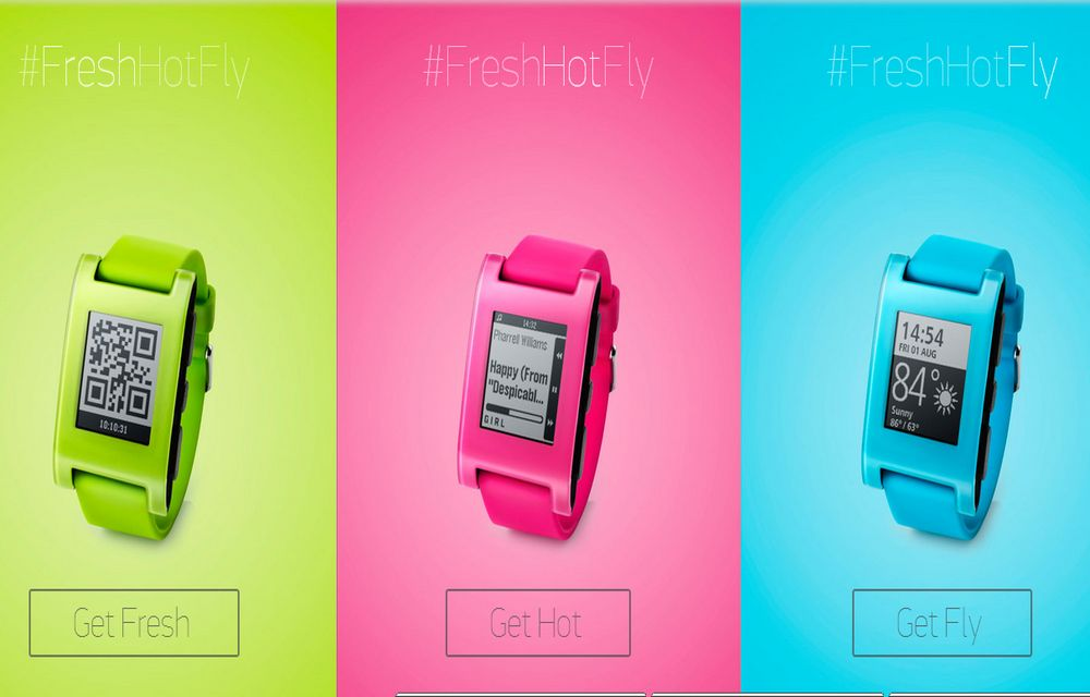 Pebbel Launched Limited Edition Smartwatch Collection In Exclusive Colors