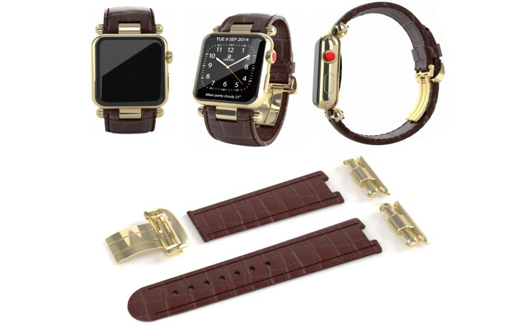 Dwiss High Quality Apple Watch Bands