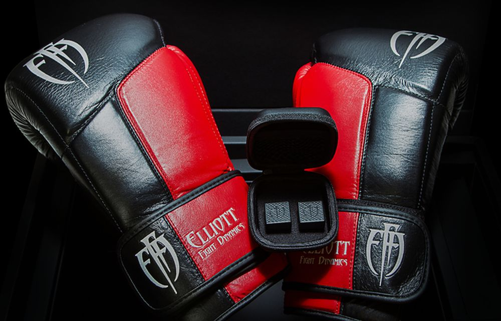 StrikeTec Wearable Tracks Punch Speed And Force In The Boxing