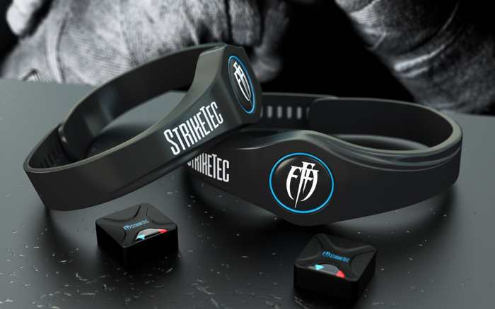 StrikeTec Wearable for Boxing