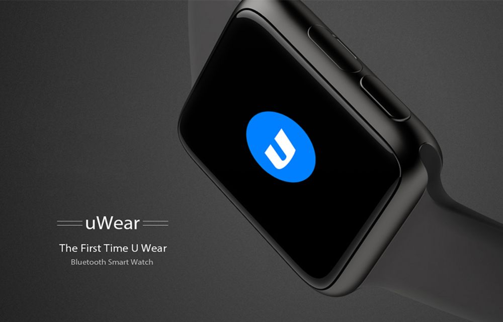 Ulefone uWear Bluetooth Smartwatch Details and Review