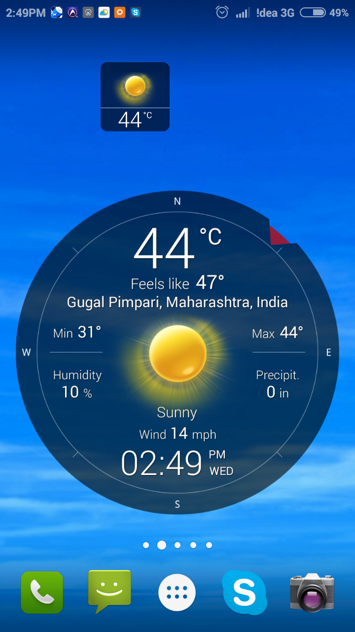 Weather Live Free App-00014