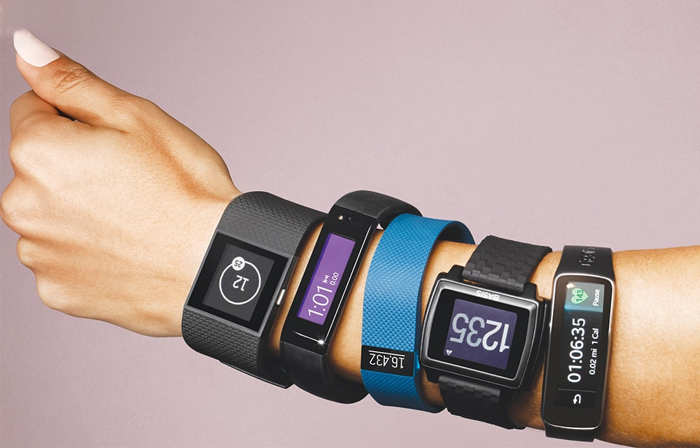 10 Best Wearable Fitness Trackers