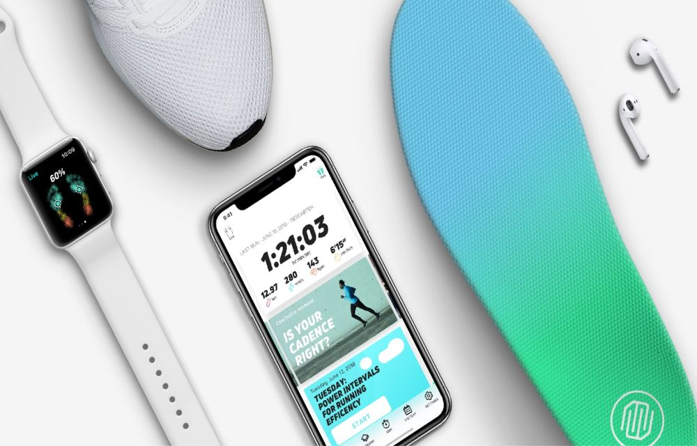 RUNVI, the Smart Insoles Project on Kickstarter Has Raised Over $100k