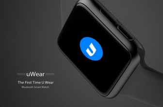 uWear Smart Watch Review